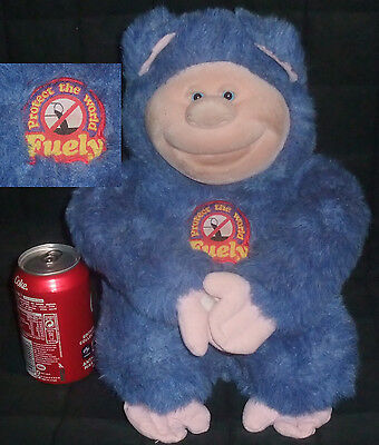 COLLECTION VINTAGE Mascotte ? WILLERS PROTECT THE WORLD FFWELY 1992