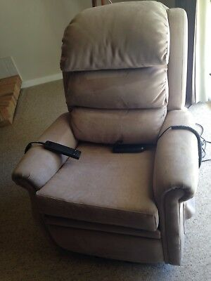 Electric massage and lift chair