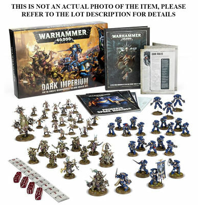 WH40k Dark Imperium/KnF separate Primaris Space Marines Units - buy one or more