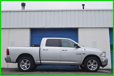 2015 Ram 1500 SLT Repairable Rebuildable Salvage Runs Great Project Builder Fixer Easy Fix Save