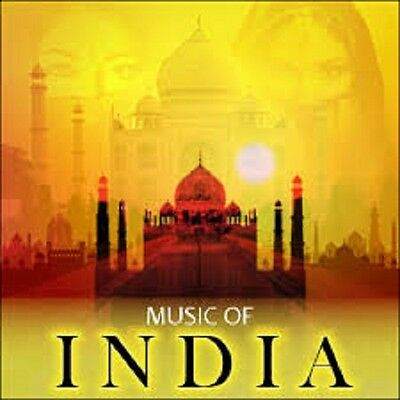 Indian Music Collection  Sample Cds