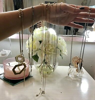 Jewelry Lot! Earrings Bracelet Necklace Gold Silver Urban Outfitters Forever 21