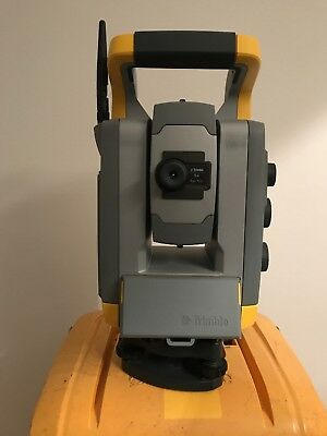 "Trimble S6 High precision 1"" Robotic w/ TSC2, 2.4ghz Access and TCU with SC."