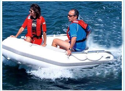 2 Person White Water-proof Length 235CM Width 130CM Height 33CM Inflatable Boat*