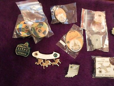 Lions Club Pins - Set Of Lions International Trading Pins Litpc - 16 Pins Total