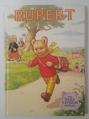 Rupert  - The Daily Express Annual - Hardcover - 1984 - By John Harrold .