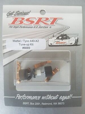 TYCO 440-X2 Tune-Up Kit 6669 Ho Scale BSRT Kit Tyco Parts