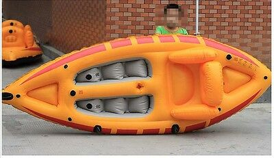 1 Person Water-proof Length 260CM Width 95CM Height 50CM Inflatable Boat *
