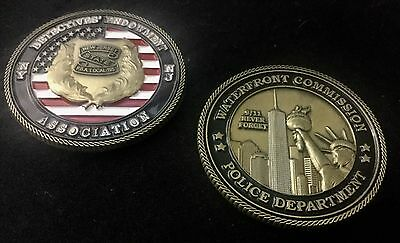 challenge coin  new jersey police detective DEA