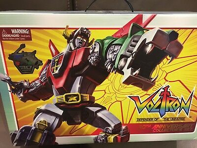 Voltron 30th Anniversary Die Cast Collectors Set Toynami