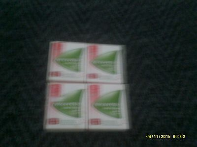 Nicorette Invisi 25mg Patch - Step 1 - 7 Patches x4boxes new