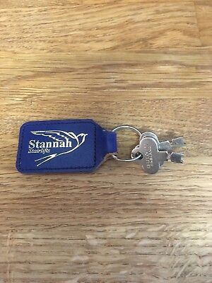 stannah stairlift keys and keyring stair lift 300/400/420/250/260