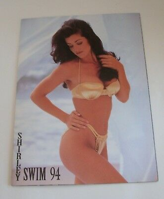 '94 Shirley of Hollywood Swim Suit Brochure/Intimate Attitudes Lingerie Brochure