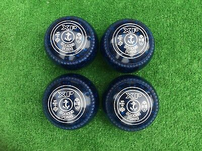 Set of Drakes Pride XP bowls,size 4,in outstanding condition.