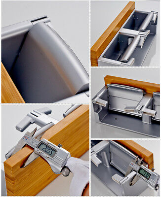 E01 Wall Mounted Tissue Roll Stand Toilet Paper Holder Bathroom Rack Box