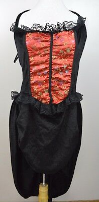 Underwraps Womens High Low Fantasy Halloween Costume Cosplay Size Large J-T-P