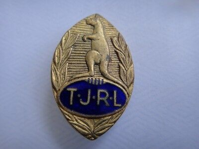 Townsville Junior Rugby League Badge