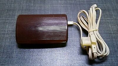 Vintage Singer Sewing Machine Foot Pedal Motor Controller 102808 02949-001