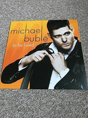 Michael Buble- To Be Loved Vinyl Record