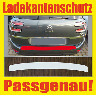 clear protective foil bumper transparent Citroen Grand C4 Picasso (from 2013)