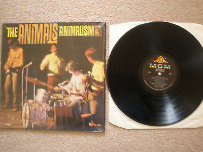 The Animals - Animalism LP - original US mono