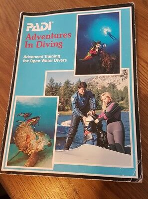 PADI Adventures in Diving Advanced Traiing for Open water