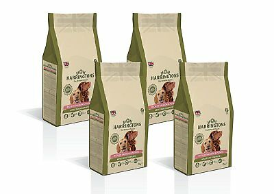 Harringtons Complete Rich In Salmon And Potato Dry Dog Food