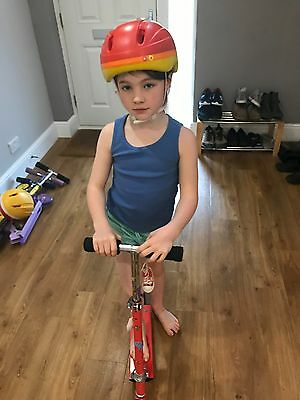 Scooter And Helmet - Used In All 3 Series by Tim In Topsy And Tim - On Ceebies