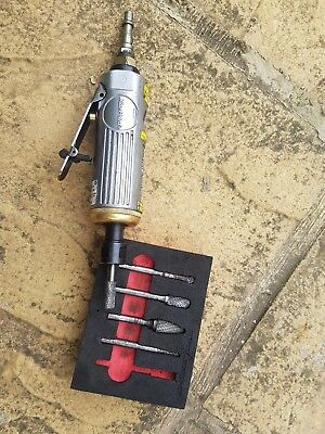 BLUE POINT/SNAP-ON Mini DIE GRINDER Air Tool used