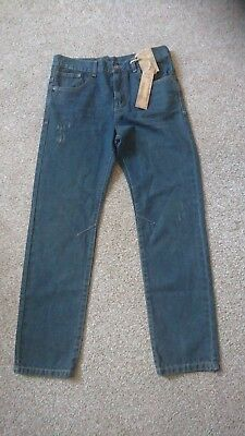 Gorgeous Boys Jeans Slim Fit,12-13 Years, F&F, Perfect For Christmas *Brand New*