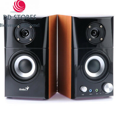 Genius SP-HF 500 A Enceintes PC / Stations MP3 RMS 7 W