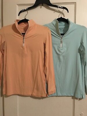 2 Tailored Sportsman Icefil Shirts size S Small