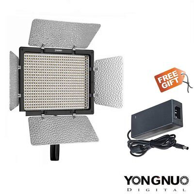 Yongnuo YN-600L II LED Video Light 3200-5500K Bluetooth APP + Wireless Remote