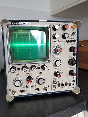 Cossor CDU150 2 Channel Oscilloscope