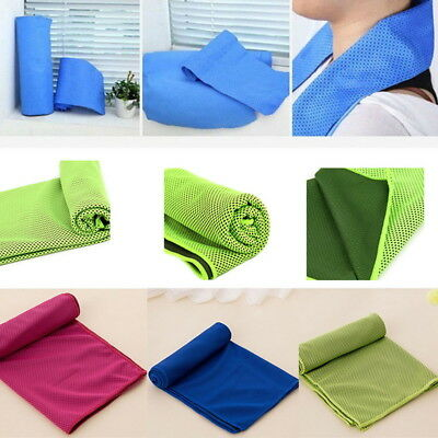 Gallant Two-sides Cooling Sports Instant Cooling Snap Iced Cold Towels