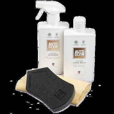 Autoglym Leather Clean & Pprotect Kit