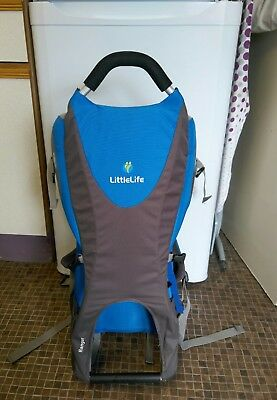 little life infant carrier, immaculate, used once.