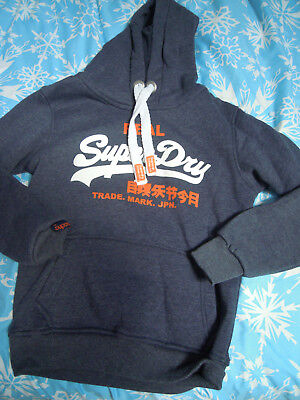 Superdry Sweat A Capuche Taille S