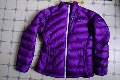 Salomon Down jacket size M Uk 12