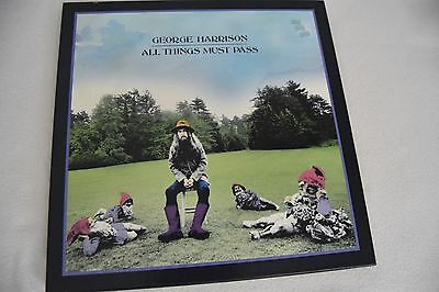George Harrison - All Things Must Pass / Reissue 2001 / 3Lp Set / New/mint