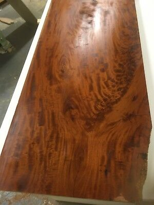 Old Flame Figured Jamaican Mahogany