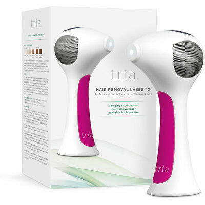 LATEST TRIA Beauty Hair Removal Laser 4X Fuchsia, Brand New Unopened