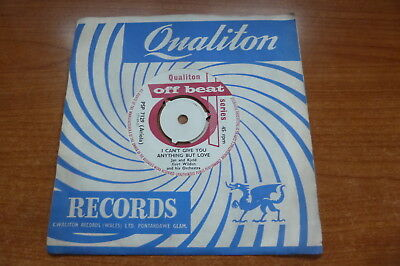 Jan and Kjeld - I Can't Give You Anything But Love 1961 UK 45 QUALITON POPCORN