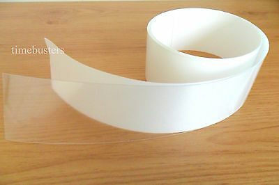 Extra Clear Helicopter/Car/Bike/Bicycle Frame Protection Vinyl Tape 50mm x 0.5m