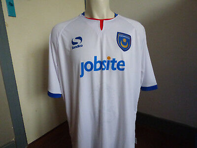 maillot foot football portsmouth (angleterre)