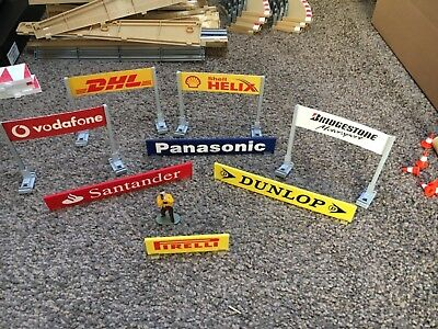 Scalextric Trackside Accessories