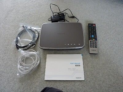 Humax FVP-4000T Freeview box and digital Recorder