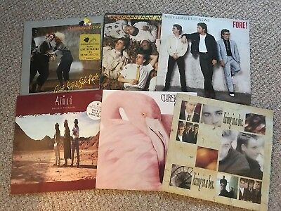80s Vinyl Record Collection