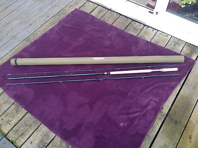 MAVER15ft MOY SALMON FLY ROD, MODEL DISTINCTION 10/11 Weight