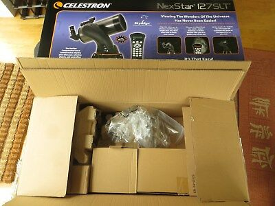 Celestron Telescope Packaging Boxes